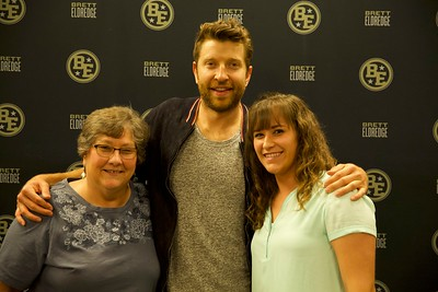 Brett Eldredge M&G | Dallas, TX | 3.2.18
