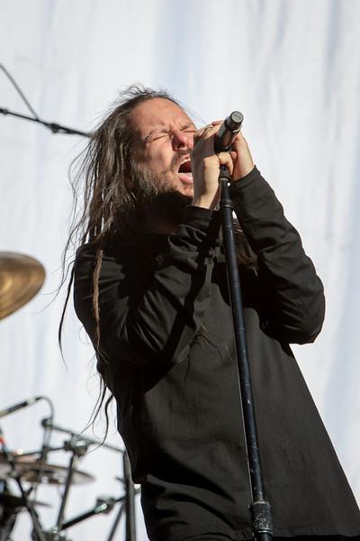 Jonathan Davis (Aftershock Festival 10/13/2018)