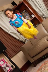 Leah Jumping