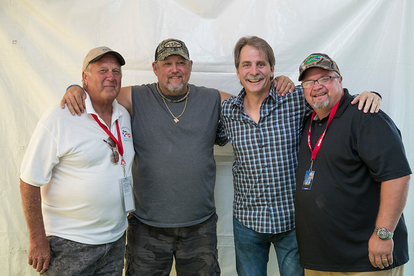 Jeff Foxworthy/Larry The Cable Guy