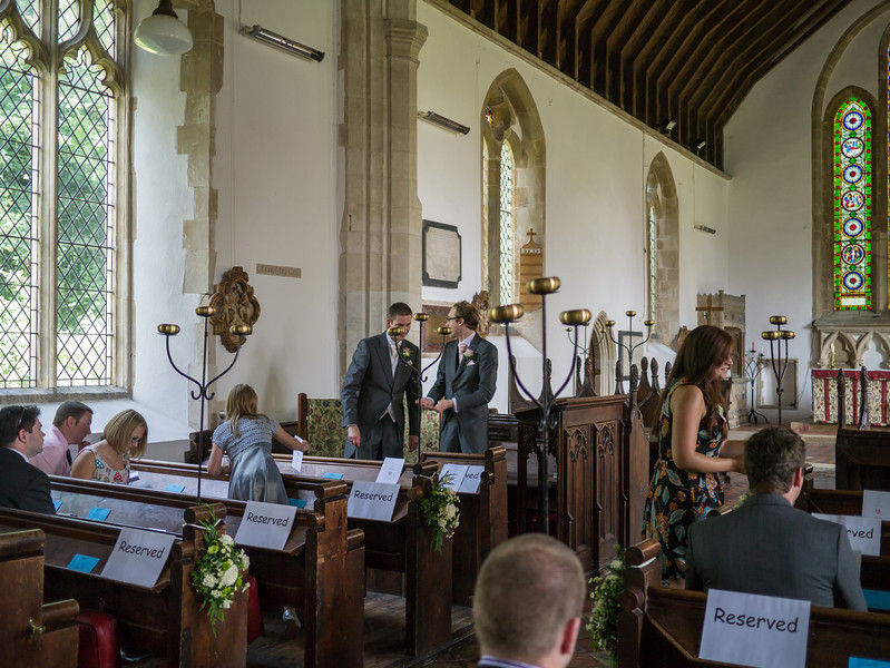 Tim and Lois's Wedding