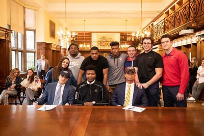 2/5/20: College Signing Ceremony