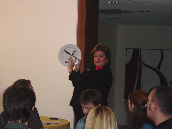 Professional Business Savvy with Margaret Ann Pritchard