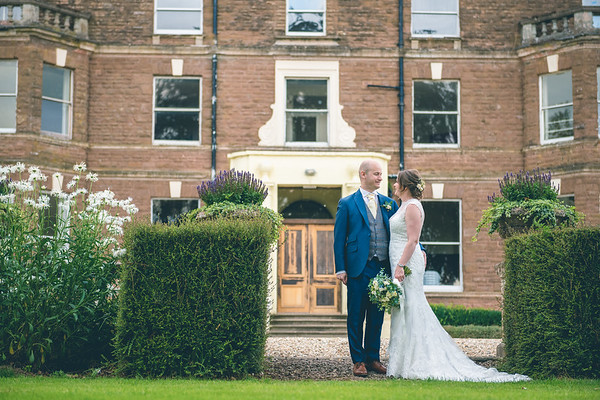 Victoria & Alastair - Bredenbury Court Wedding Photography