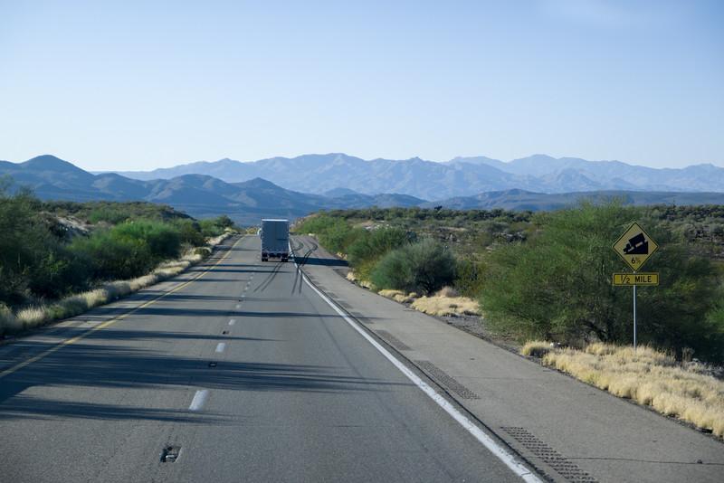 US-93 to Kingman, AZ