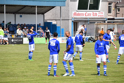 Port Talbot Town v Hull City XI