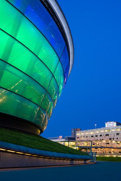 SSE Hydro, Glasgow, Scotland