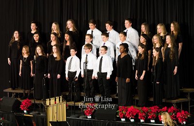 CCS Christmas Concert, December 9