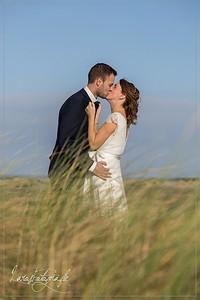 Huwelijk  Tim & Vanessa