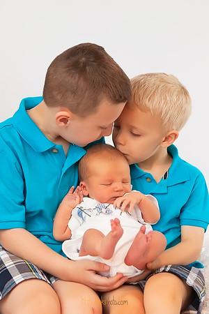 Baby Andrew-7 days-4.29.13