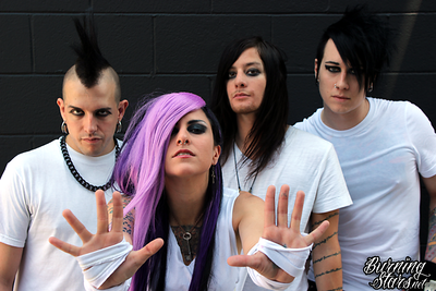 Stitched Up Heart Photoshoot 2013