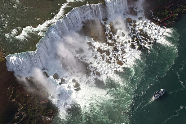 Falls Aerial Views