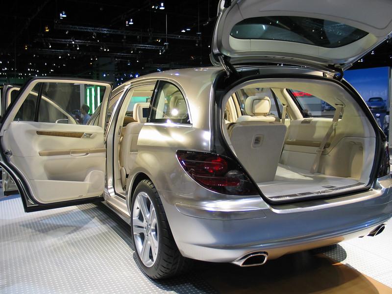 Concept Mercedes Vision R (Grand Sports Tourer)
