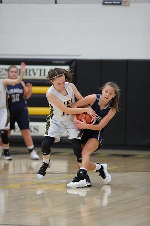 2018-2019 Centerville High School Girls Basketball