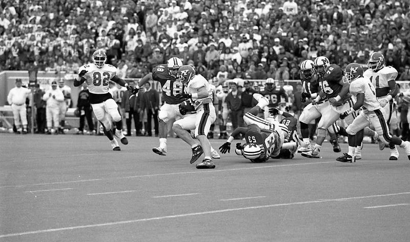 1992 football 1AA championship game-rh