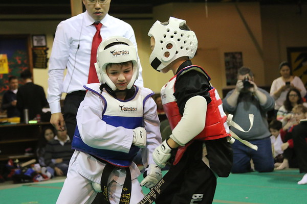 Invitational Tournament - Sparring, February 14, 2015