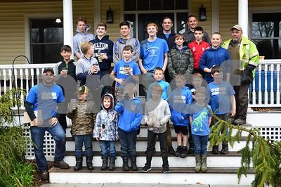 Stafford Youth Wrestling Fishing Derby 042918