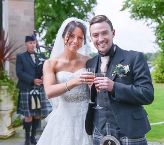 Nadine and Will wedding