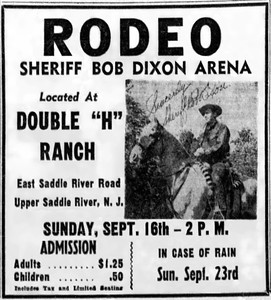 Double H Ranch - Maps & Newspaper Ads
