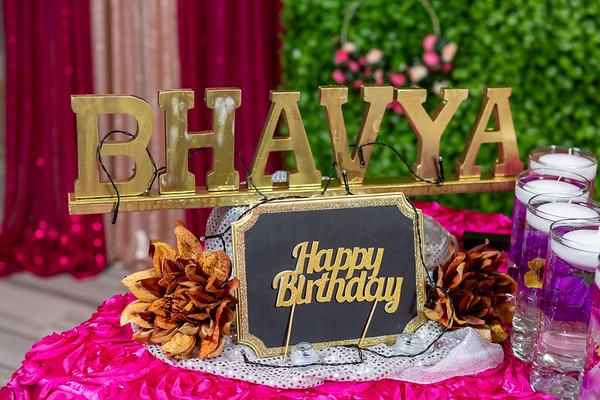 Bhavya Sweet 16