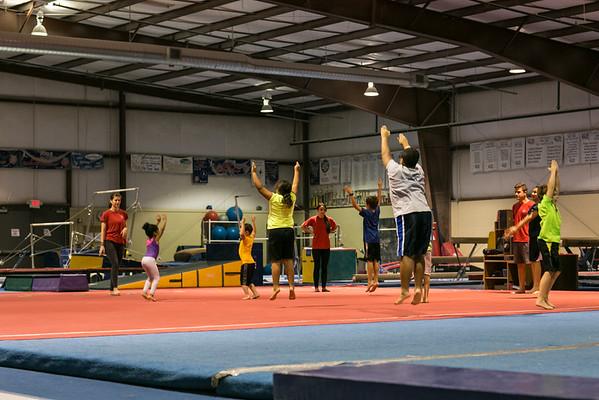 CMP+N2 Georgia Gymnastics Academy