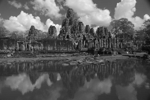 career break travel adventures in Cambodia