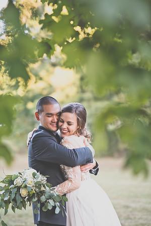 Annemarie & Johnny's wedding