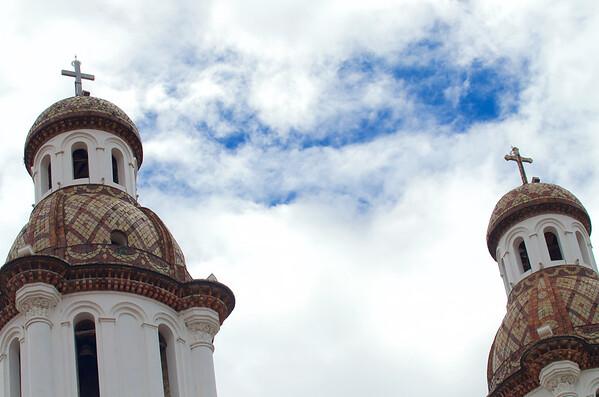 Ecuador Architecture