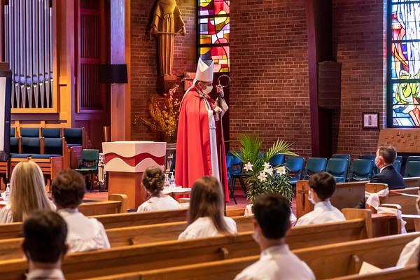 Saint Luke Confirmations - 1:30pm - April 17, 2021