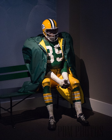 Lambeau Field & Packers Hall of Fame 11-01-2015