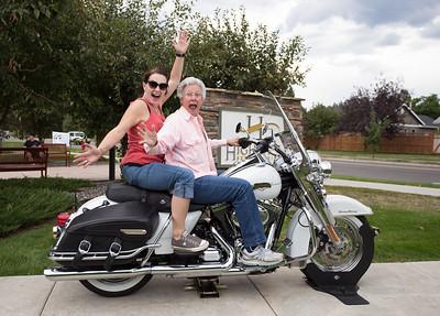 Sandi Jo Memorial Harley and Hotrod 2015