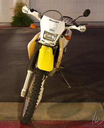 2003 Suzuki DRZ400S