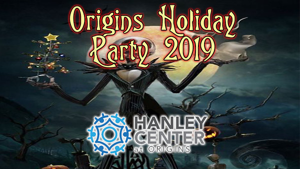 Origins Holiday Party 2019