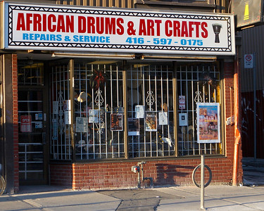 African Drums and Art Crafts - Toronto