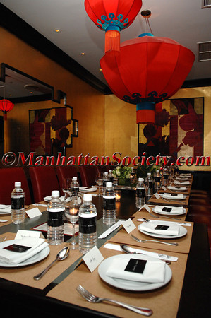 KRISTIAN LALIBERTE'S 24th Birthday Celebration at the Chinatown Brasserie