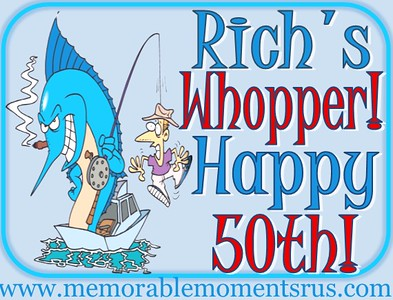 Rich's Whopper Birthday