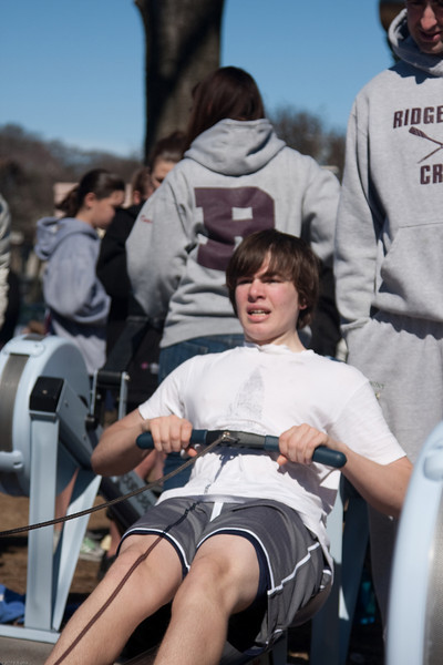Ridgewood Crew Club hosts Row-A-Thon to Benefit Ridgewood H.S. Crew Teams