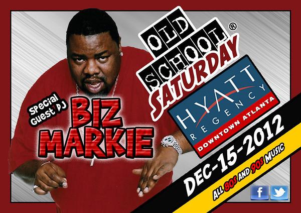 Dec-15-2012 OSS @ Hyatt Regency Downtown w/ DJ BIZ MARKIE ::: ATL, GA, USA