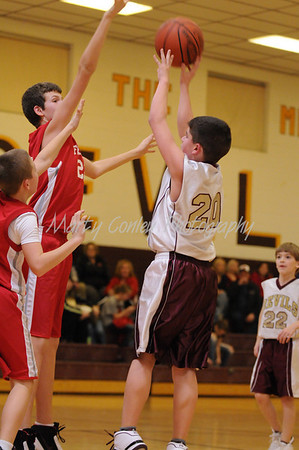 2009 Russell vs. Fairview 6th Grade