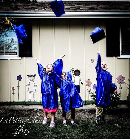 La Petite 2015 Graduation