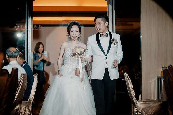K & M @ 凱達飯店  |  婚禮紀錄 @ 福華大飯店 (台北)Howard Plaza