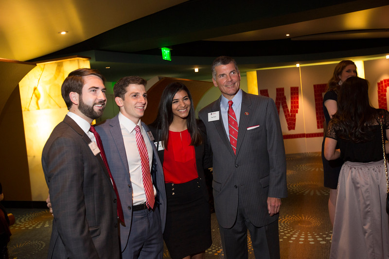 Description: Capital Campaign Atlanta Kickoff Event Reception