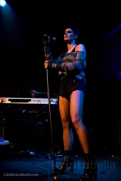 Aqua @ The Hi-Fi, Brisbane - 7th March 2012