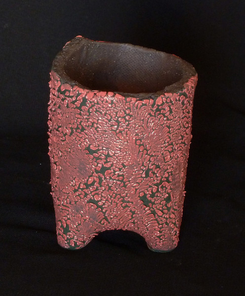 """#1096  2 1/2"""" round, 3 1/2"""" tall ***SOLD***"""