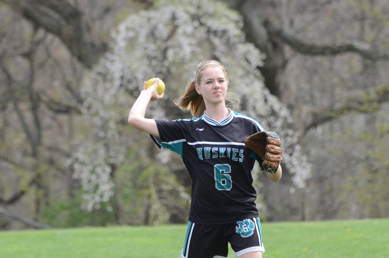 JV Softball April 17 vs Elkton