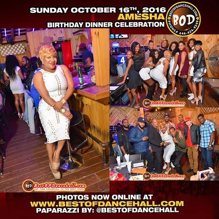 10-16-2016-BRONX-Amesha Birthday DInner Celebration