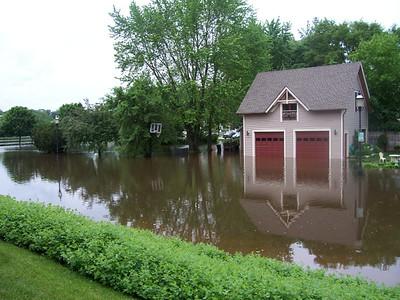 June 2008 Flooding - Waukesha