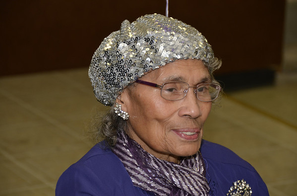 90th Birthday Celebration for Mother Mary Hunt 1-29-12