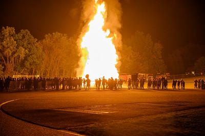 SVHS Pep Rally & Bonfire