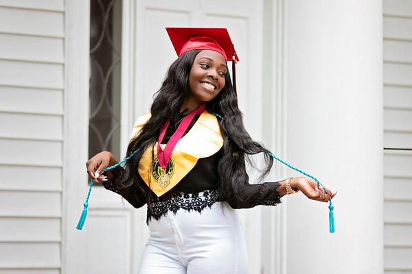 Dyamond | RC High Graduate